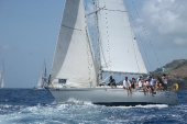 Antigua Sailing Races 903