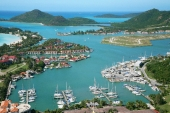 Jolly Harbour, Antigua - West Indies